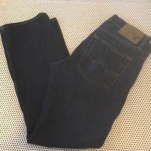 American Eagle 28x30 Original Straight Jeans